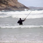 Fishing at the Prom