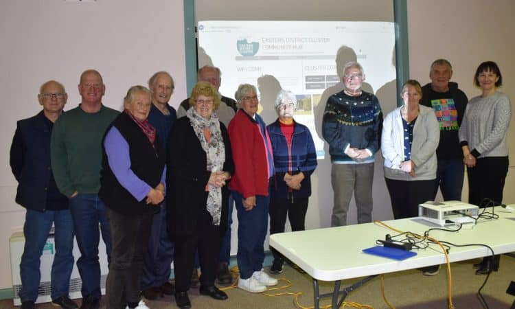 Community forum website for eastern townships - Foster