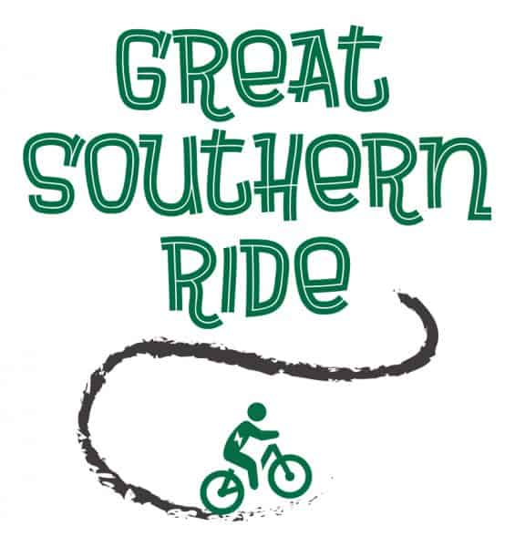 Great Southern Ride logo
